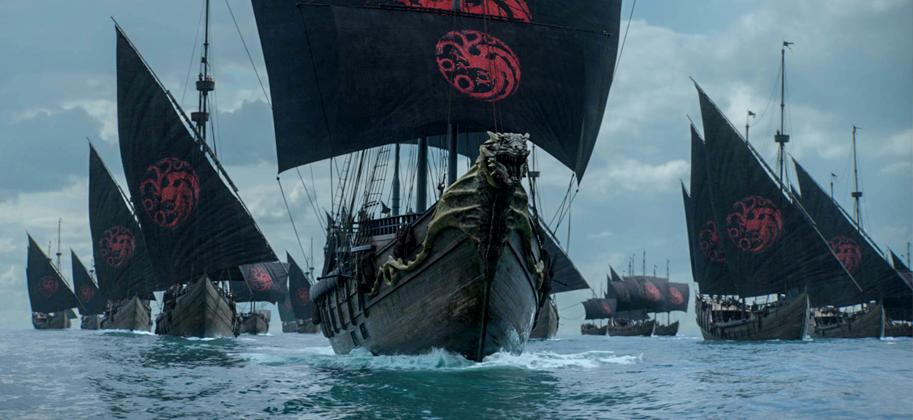 «10 000 кораблей» - новый спин-офф «Игры престолов» запущен в разработку