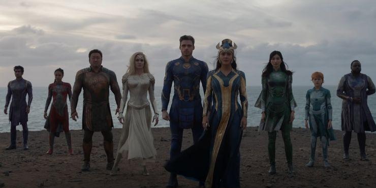 «Вечные» тизерят злодея сильнее, чем Танос из «Мстителей: Финал»