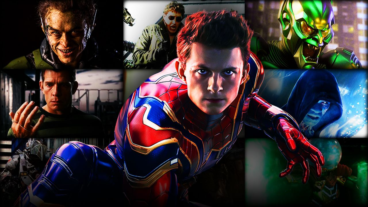 Утечка: Зеленый гоблин сыграет важную роль в «Человеке-пауке 3»