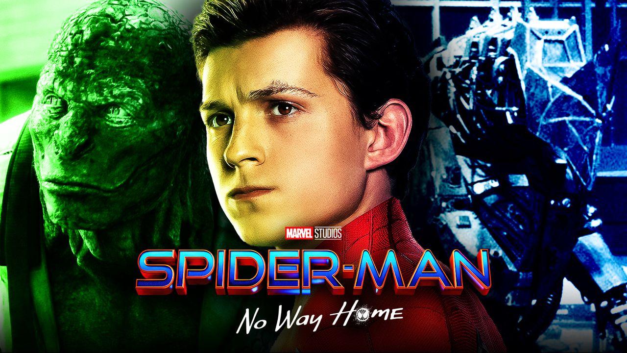 Подтверждено появление новых злодеев в «Человеке-пауке 3»