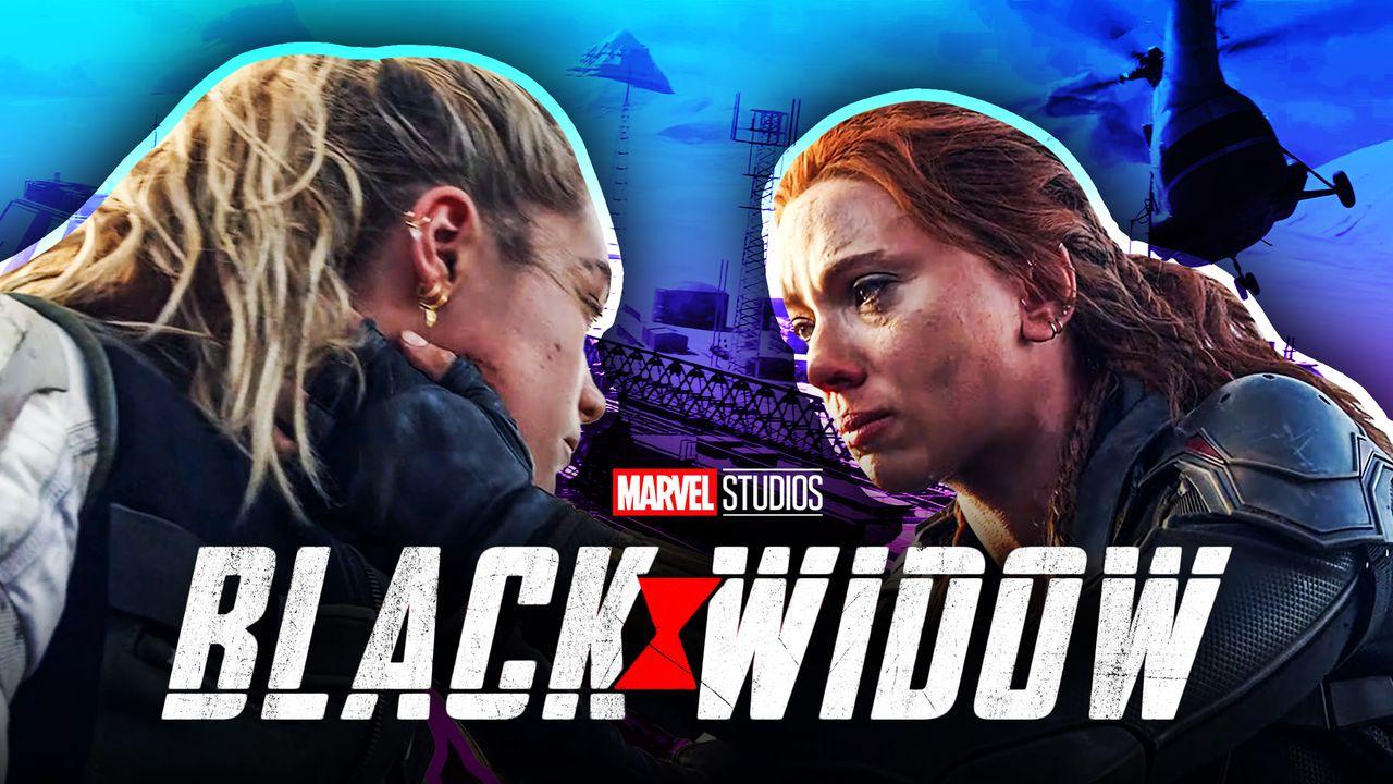 Скарлетт Йоханссон рассказала о сложностях съемок «Черной вдовы»