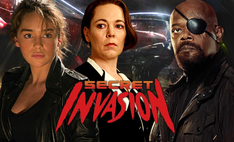 Раскрыто рабочее название сериала «Секретное вторжение» от Marvel