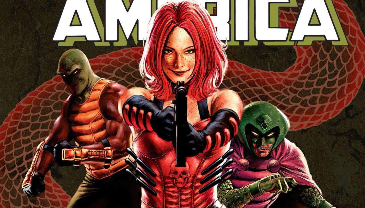 Дочь Красного Черепа может появиться в киновселенной Marvel