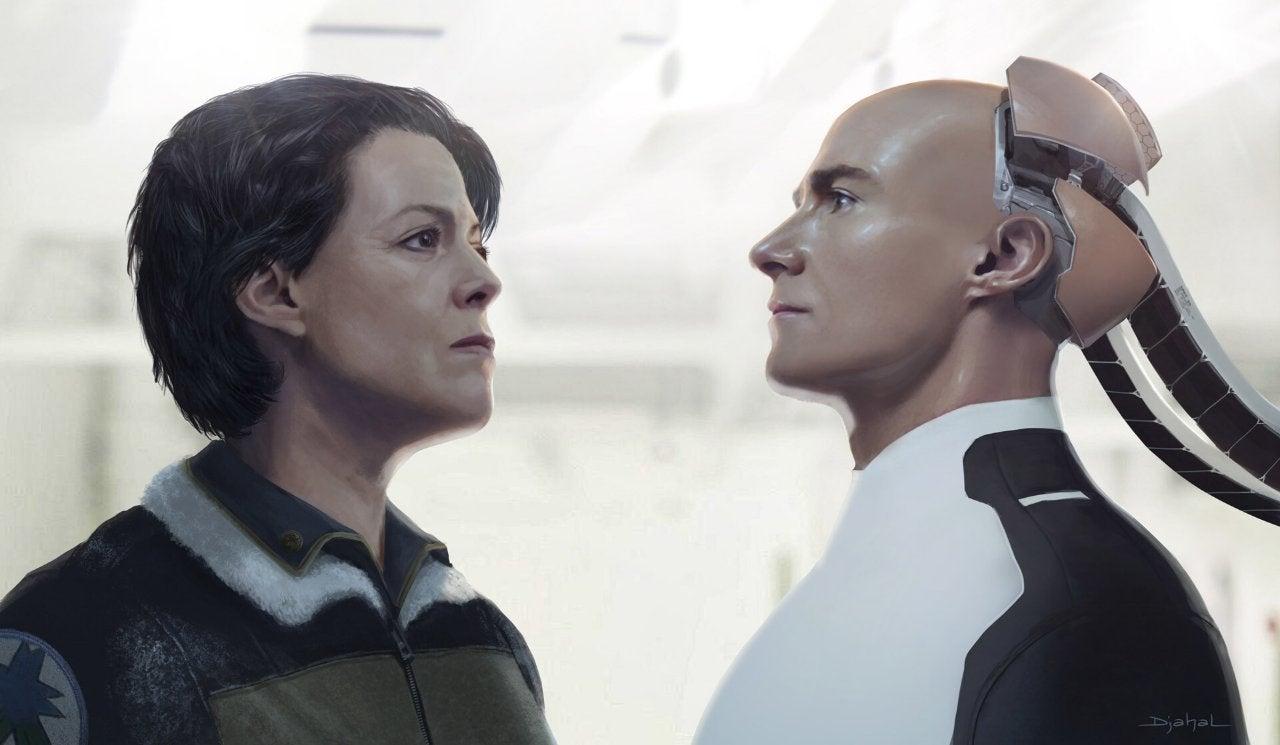 Появились изображения фильма «Чужой 5» - не «Прометей 2»