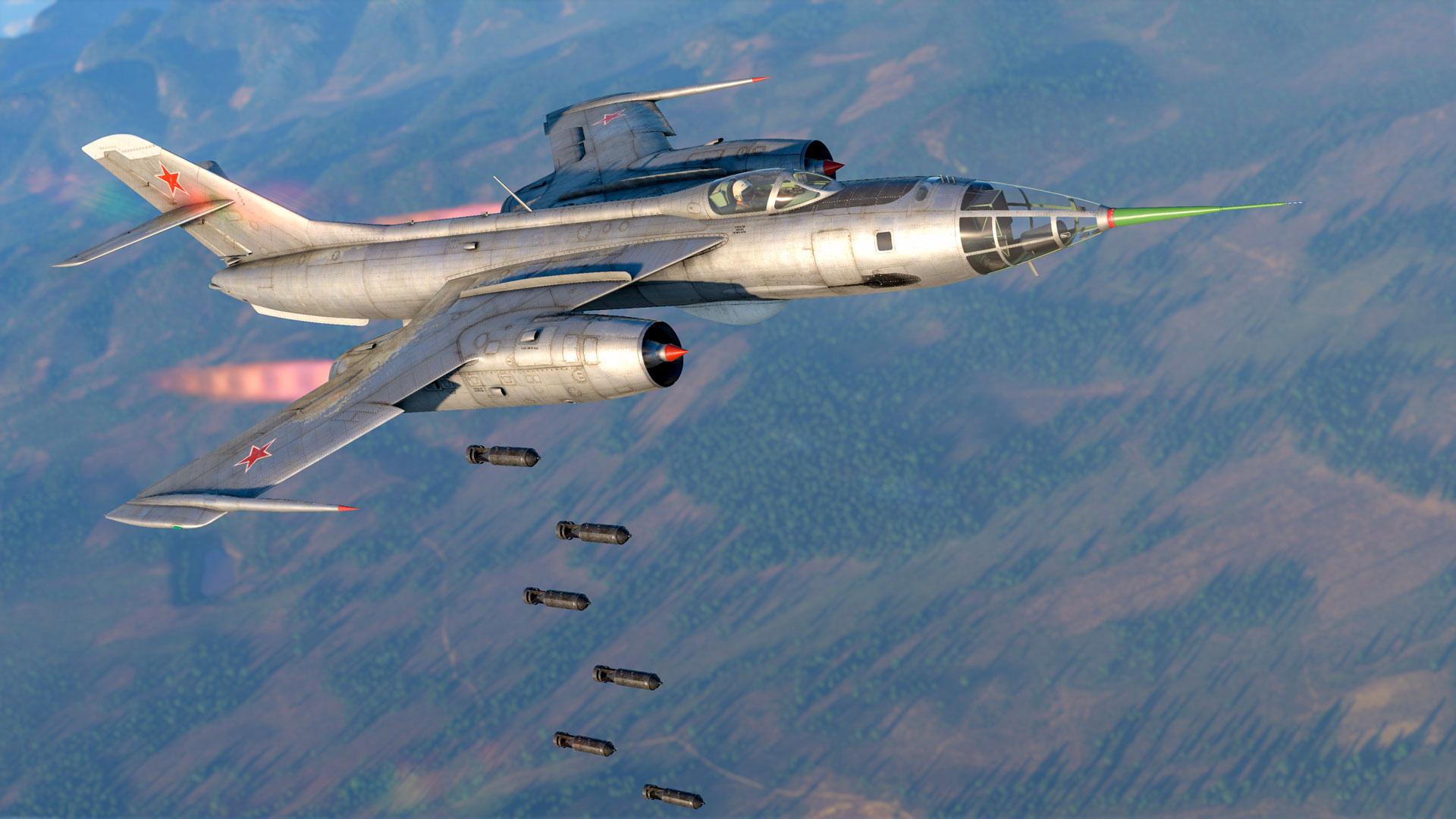 В War Thunder появилась авиация ранга 7 с обновлением «Красные небеса»
