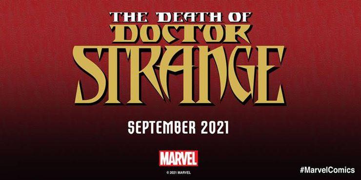 Marvel решили убить Доктора Стрэнджа в этом году