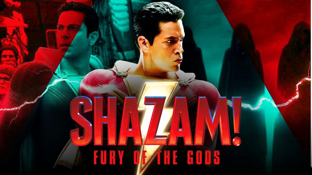 Новые детали сюжета «Шазам 2» тизерят злодея фильма