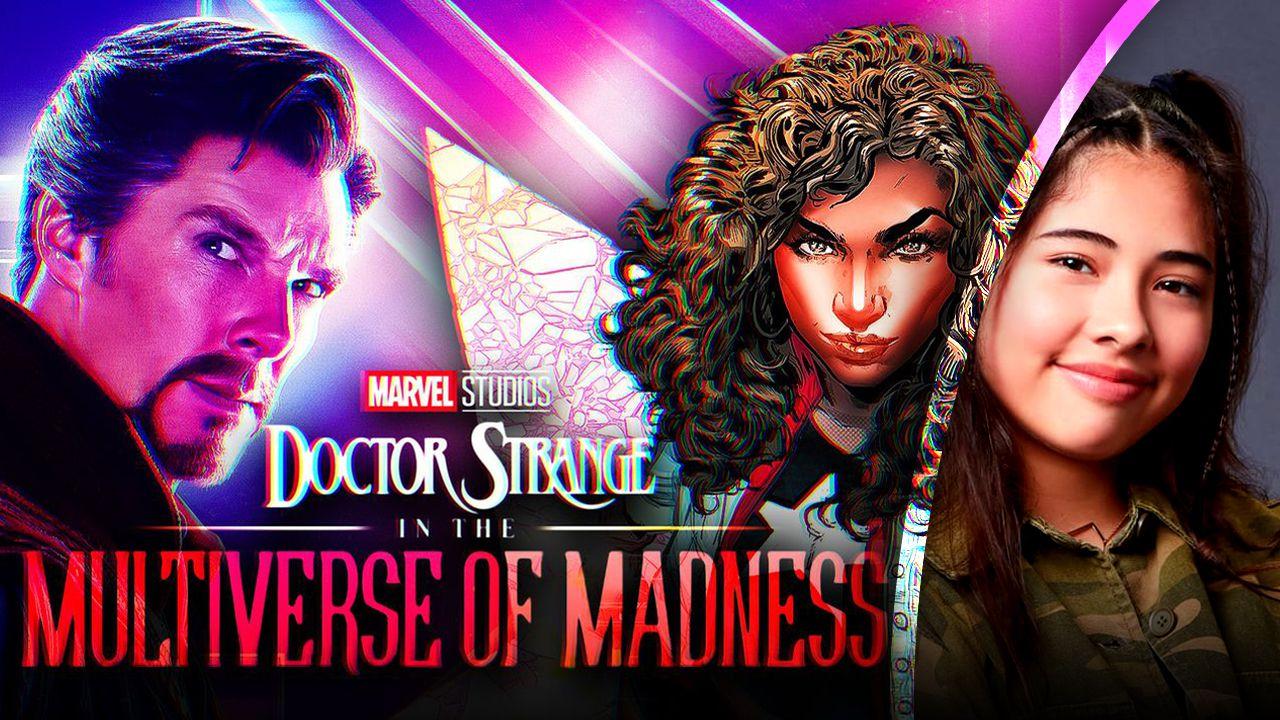«Доктор Стрэндж 2» представит нового мощного героя