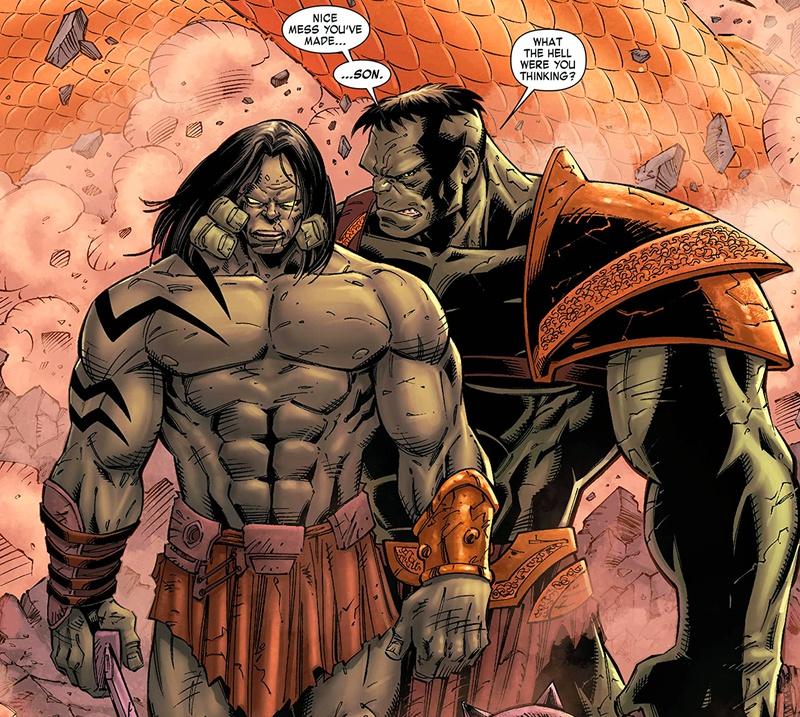 Сын Халка появится в киновселенной Marvel