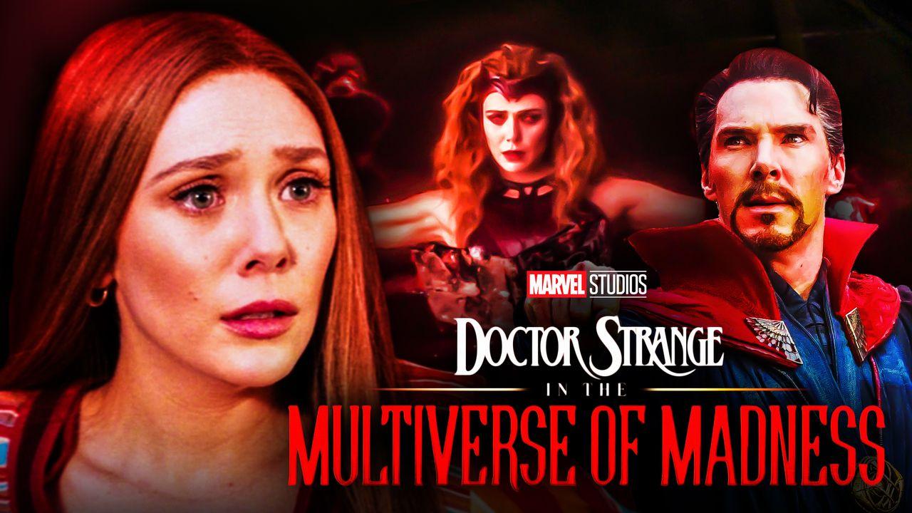 Marvel раскрыли, что будет с Алой Ведьмой после «Доктора Стрэнджа 2»