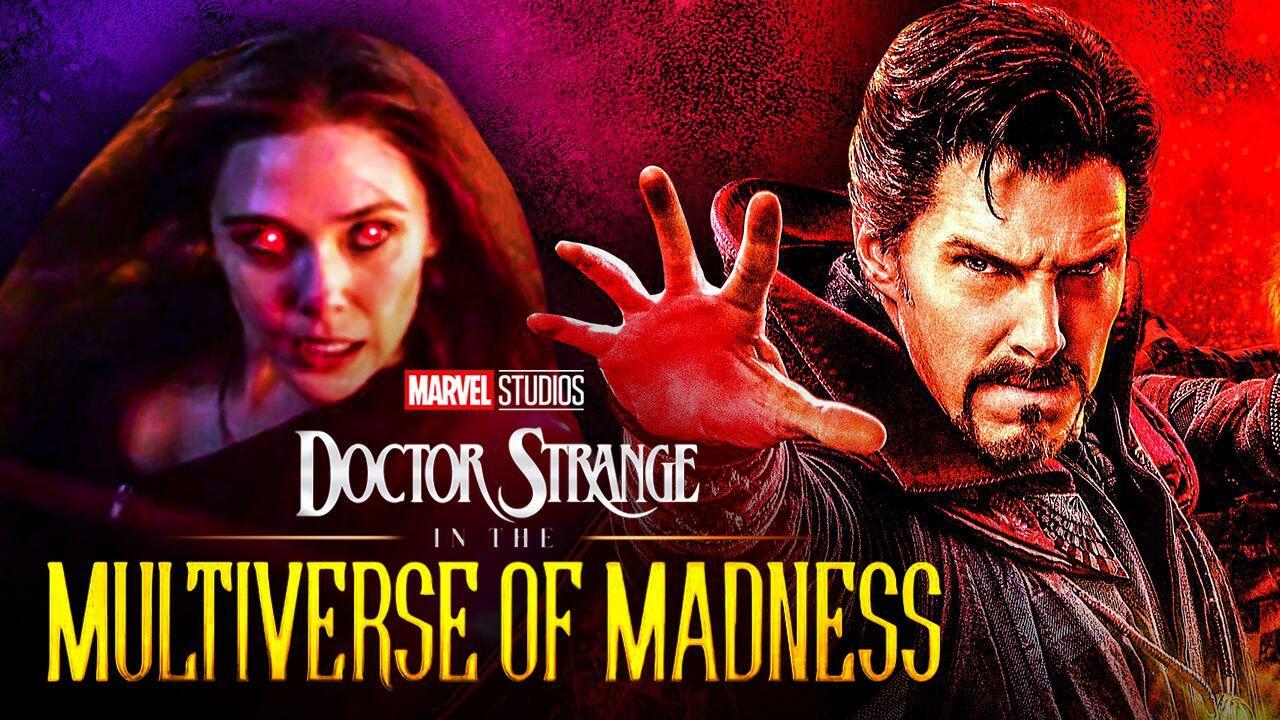 «Доктор Стрэндж 2» введет зрителей в заблуждение