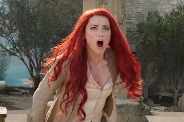 Инсейдер: Эмбер Херд может сыграть в киновселенной Marvel