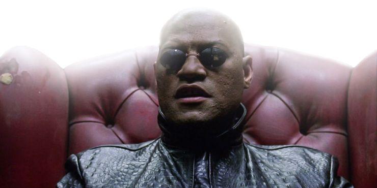 Лоуренс Фишберн раскрыл, появится ли Морбиус в «Матрице 4»