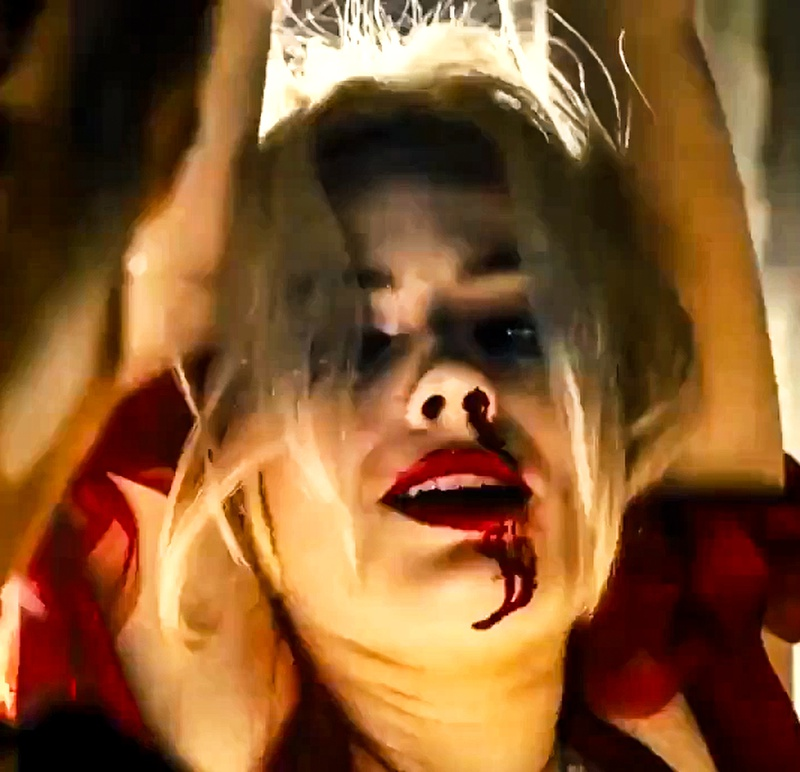 Харли Квинн в беде в новом ролике «Отряда самоубийц: Миссия навылет»