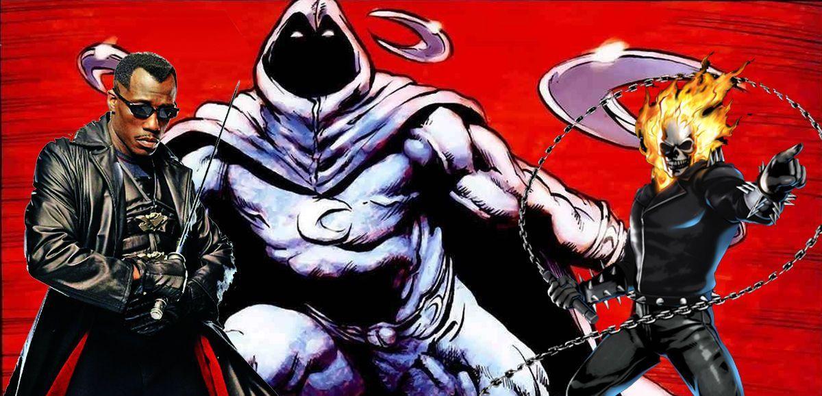 Слух: Каратель и Призрачный гонщик встретятся в киновселенной Marvel