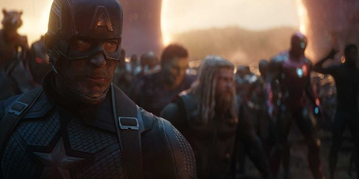 Исполнитель Дэдпула плакал из-за «Мстителей: Финал»