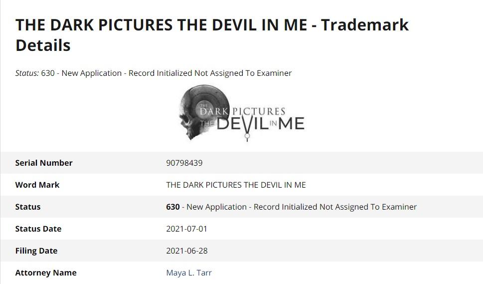 Раньше времени раскрыта The Dark Pictures: The Devil in Me, новая глава антологии