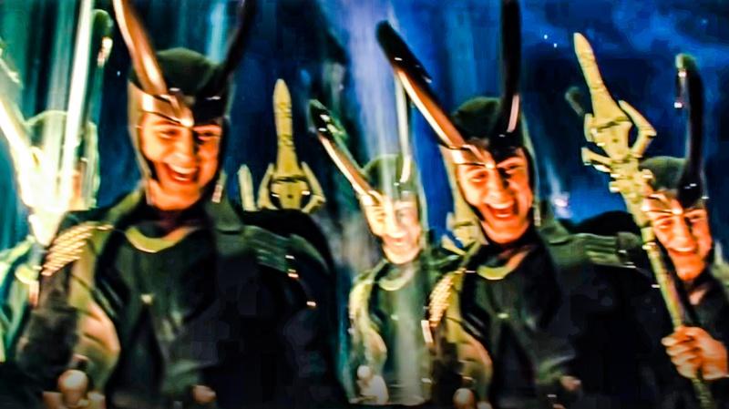 Утечка показала альтернативного Локи из нового сериала Marvel