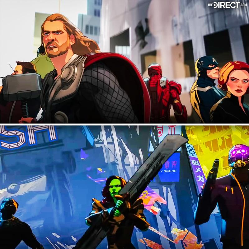 Marvel Studios показали альтернативную команду Мстителей