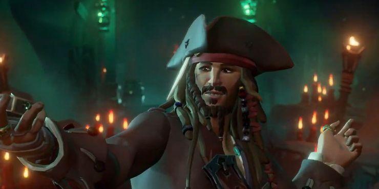 Почему возвращение Джека Воробья - серьезная проблема для «Пиратов Карибского моря»
