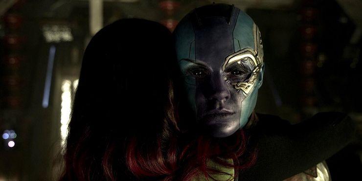 Актриса плакала из-за сценария «Стражей галактики 3»
