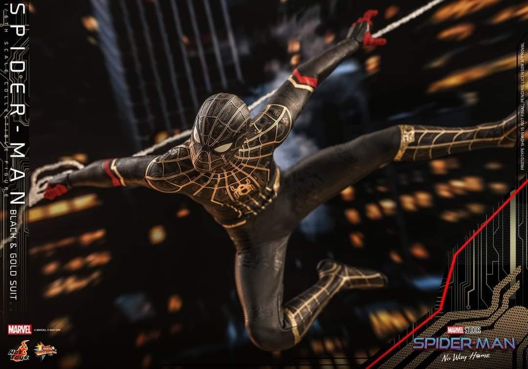 Все еще не трейлер: новый взгляд на костюм Питера Паркера из «Человека-паука 3»