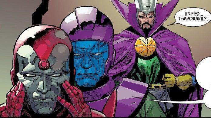 Объяснение, кто такой Канг Завоеватель в киновселенной Marvel - Тот, кто остается