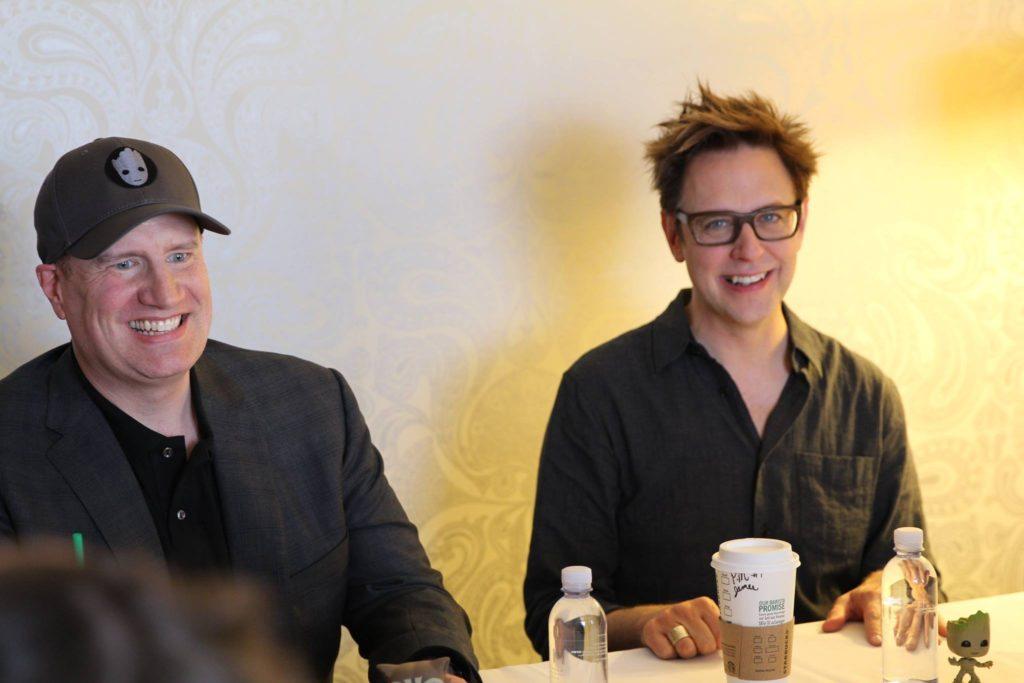 Джеймс Ганн рассказал, как глава Marvel рассказал ему об увольнении