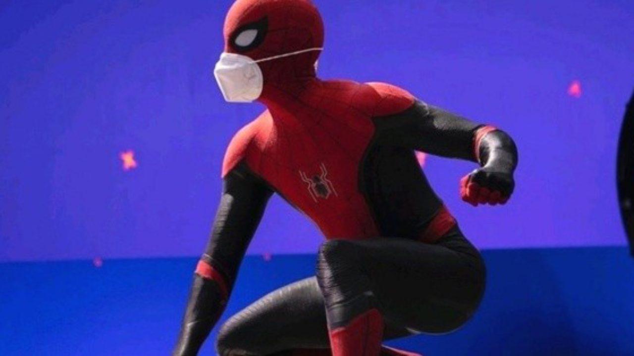 Сегодня мог выйти фильм «Человек-паук: Нет пути домой»