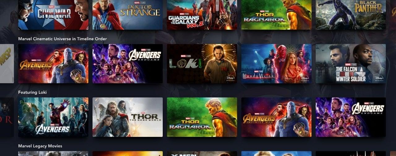 Обновленный таймлайн киновселенной Marvel немного удивляет