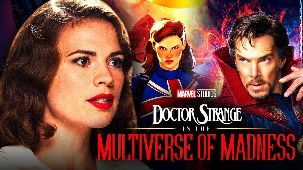 Раскрыто возвращение неожиданной героини в «Докторе Стрэндже 2»