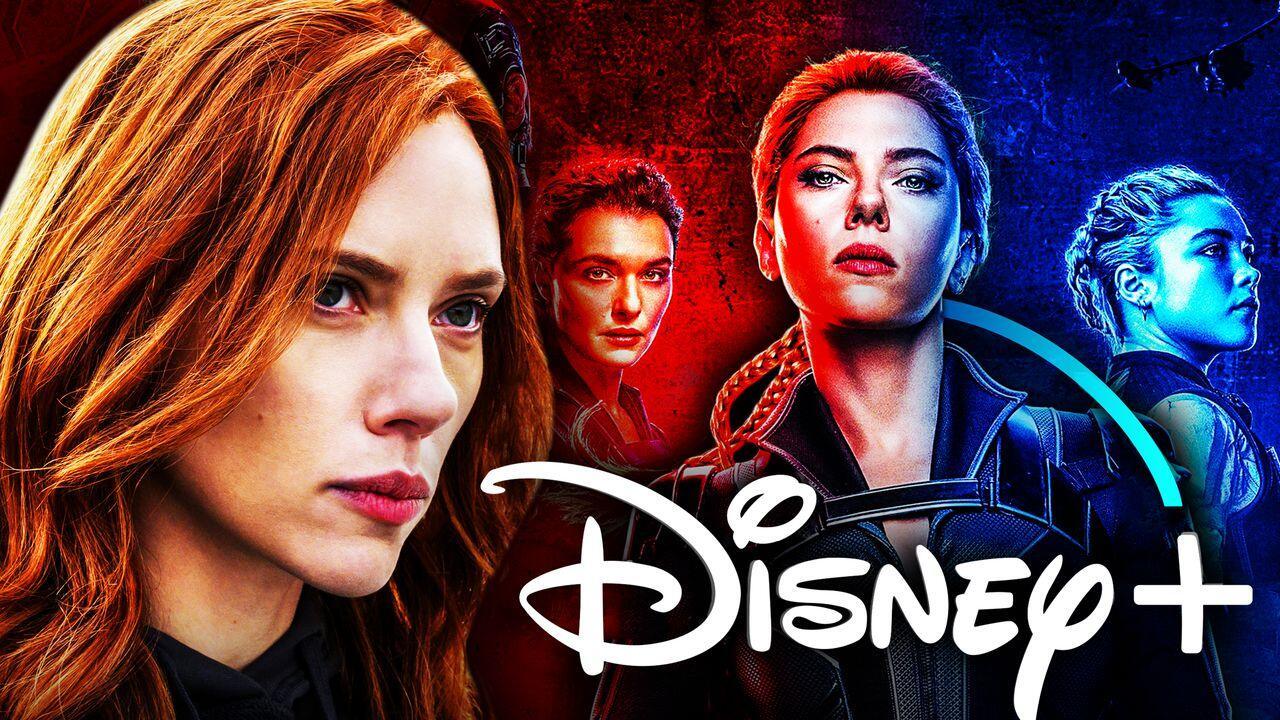 Скарлетт Йоханссон неожиданно судится с Disney из-за «Черной вдовы»