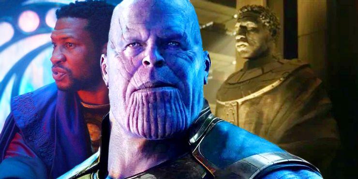 Marvel доказали, что Канг Завоеватель сильнее Таноса
