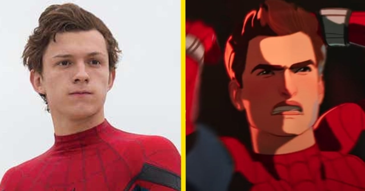 Marvel заменили Тома Холланда в роли Человека-паука для нового сериала