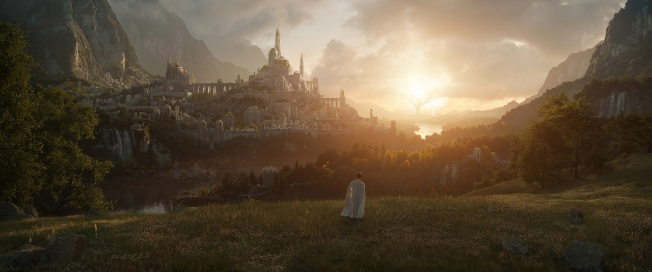 Первый кадр и дата выхода сериала «Властелин колец» от Amazon