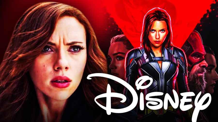 Скарлетт Йоханссон шокирована ответом Disney на претензию из-за «Черной вдовы»