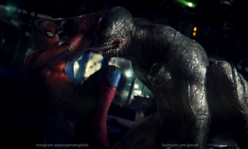 Новый ролик «Венома 2» тизерит кроссовер с Человеком-пауком