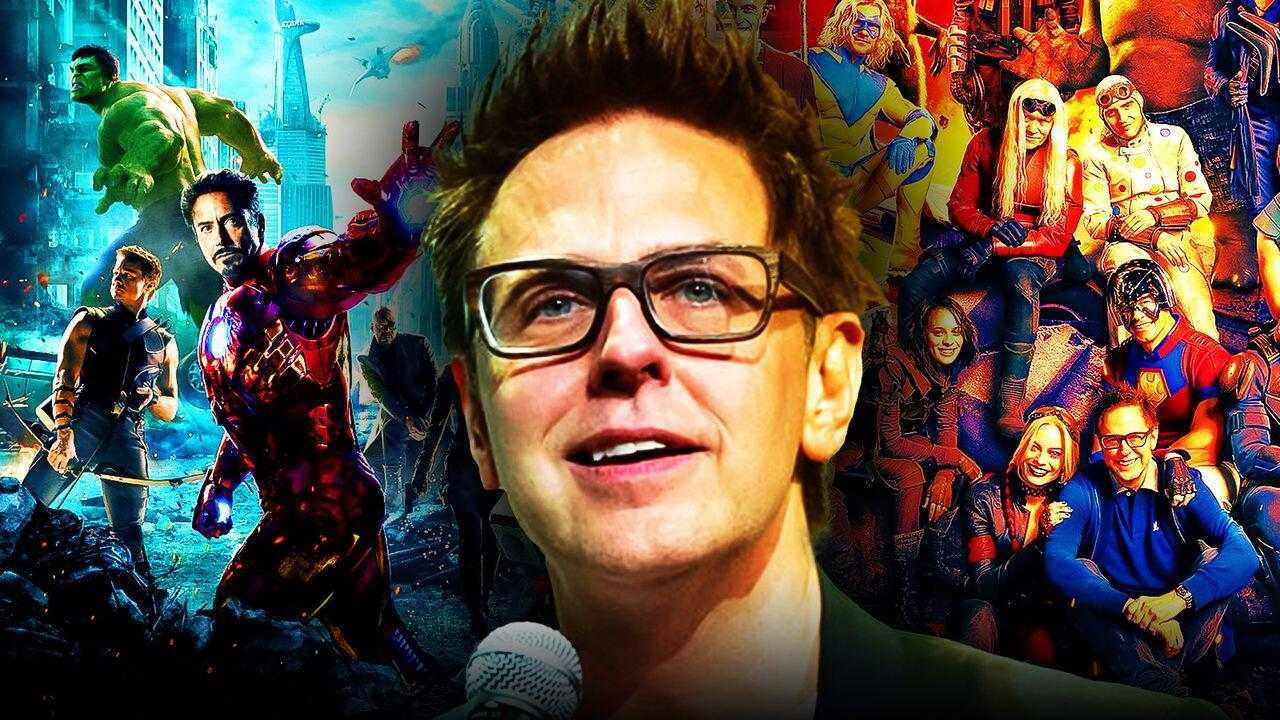 Джеймс Ганн прокомментировал критику Marvel от Мартина Скорсезе
