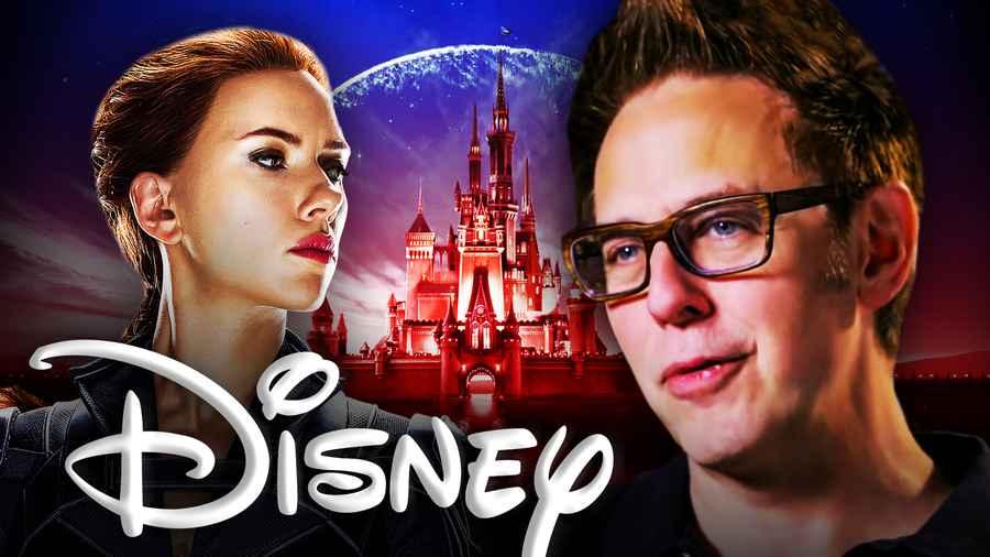 Джеймс Ганн высказался о претензиях Скарлетт Йоханссон к Disney