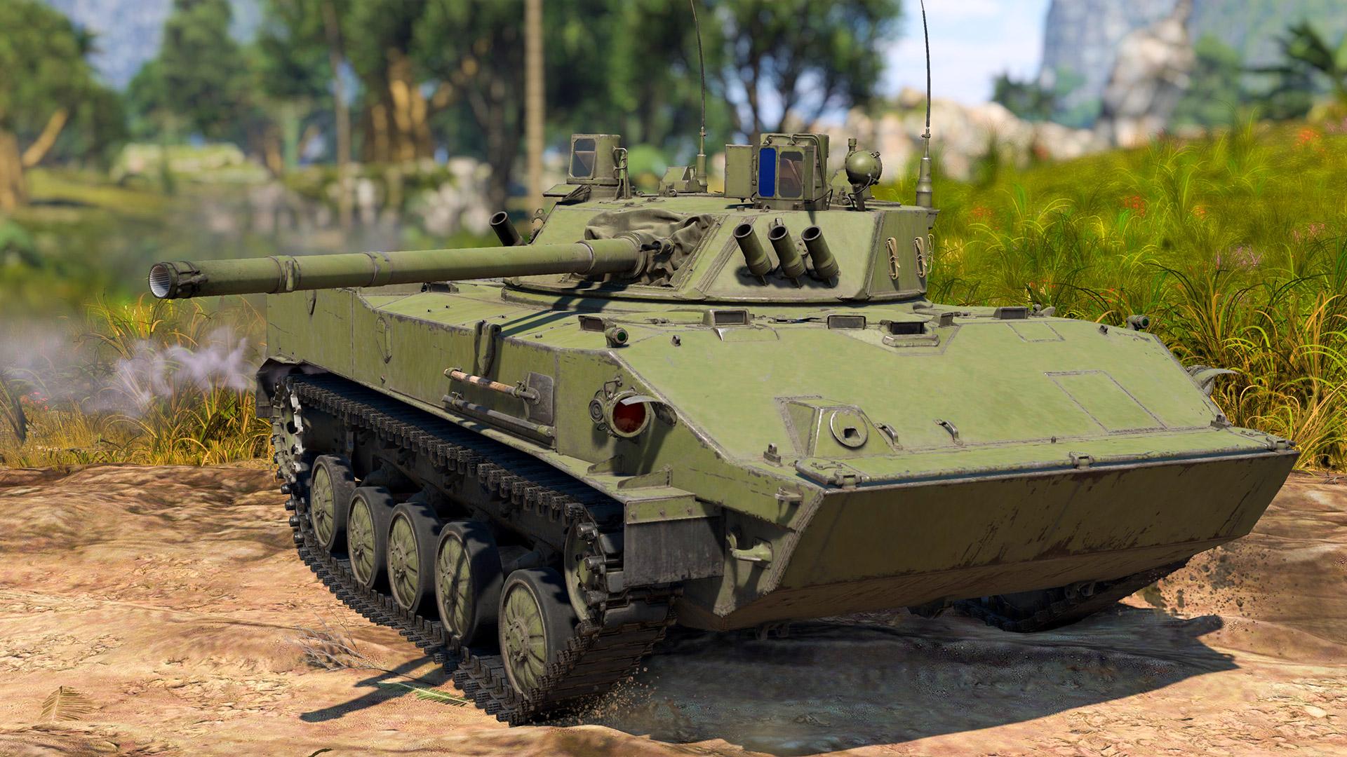 В War Thunder можно получить уникальную технику до конца августа