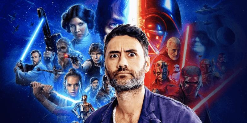 Придумана история для нового фильма «Звездные войны» от Тайки Вайтити