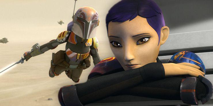 Сабин Врен появится в сериале «Звездные войны: Асока»