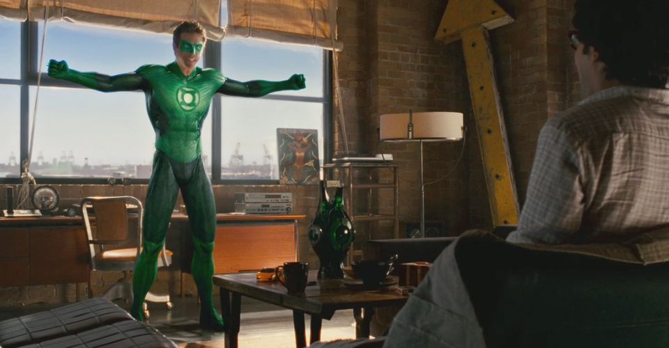Режиссер «Зеленого фонаря»: «я не должен был снимать фильм»