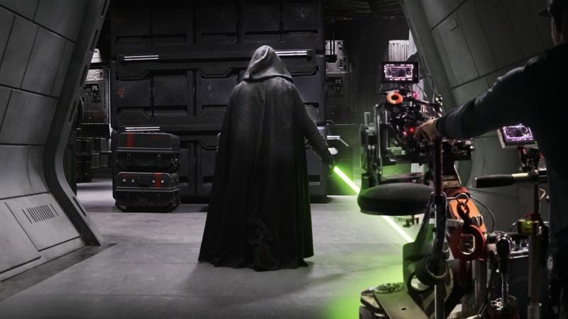 Детальный взгляд на возвращение Марка Хэмилла к роли Люка Скайуокера