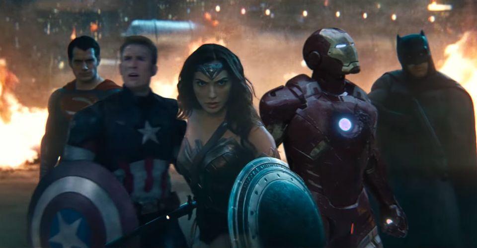 Кевин Файги прокомментировал кроссовер Marvel и DC