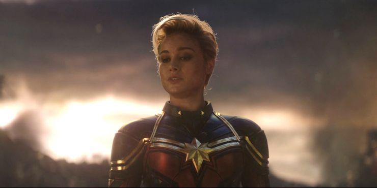 Сиквел фильма «Капитан Марвел» начнут снимать в этом месяце