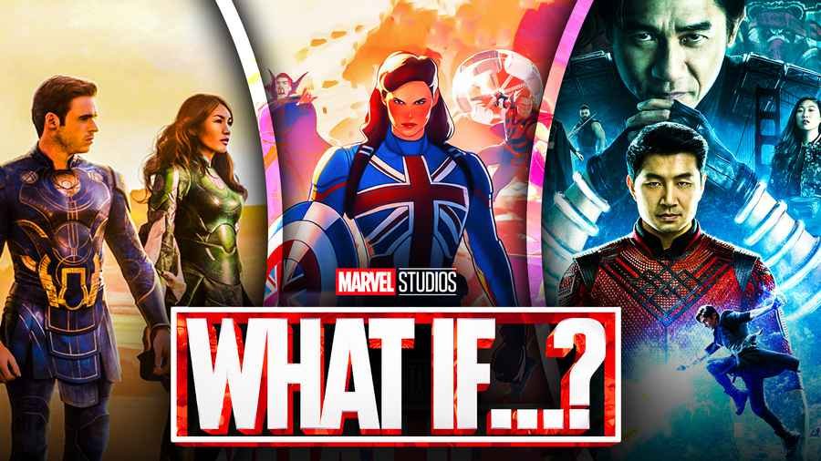2 сезон «Что, если…?» посвящен фильмам 4 Фазы MCU