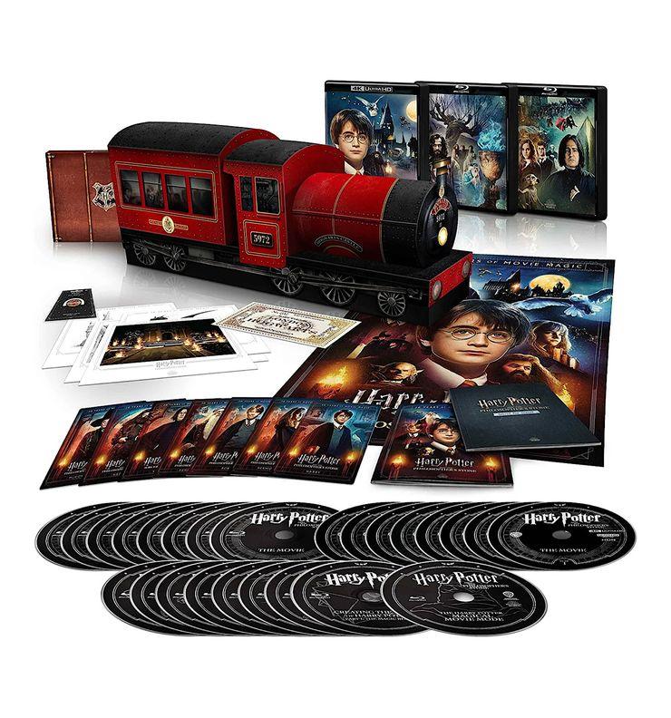 Раскрыто коллекционное издание «Гарри Поттера» к 20-летию первого фильма