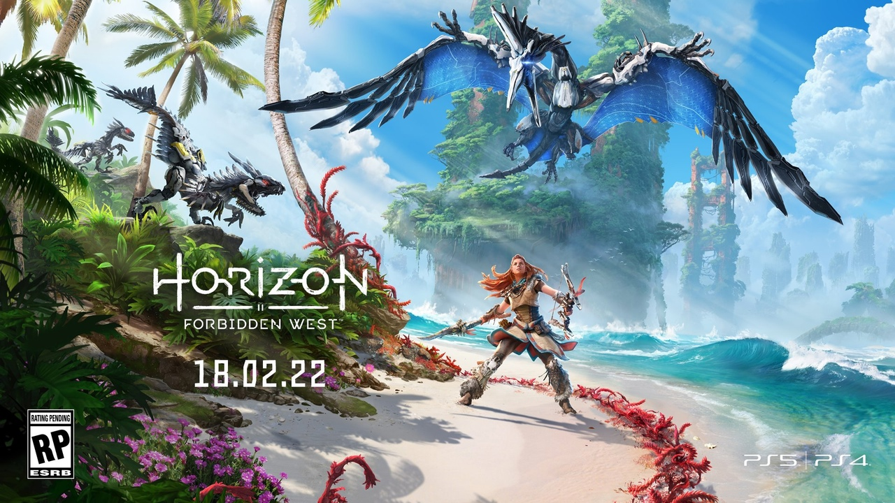 Horizon 2: Forbidden West перенесли - точная дата выхода