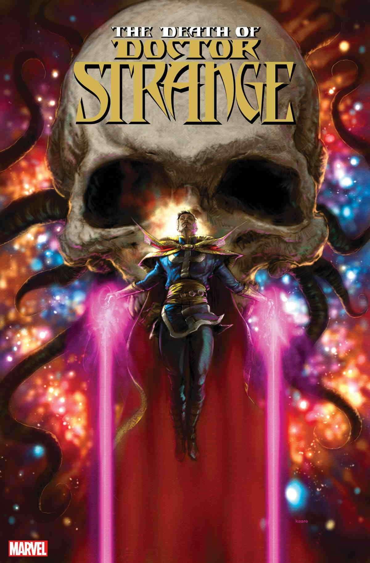 Marvel представили трейлер истории «Смерть Доктора Стрэнджа»